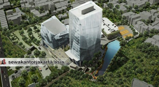 Sewa Kantor Antam Office Park Tower B – TB Simatupang