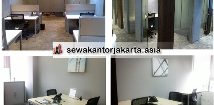 Sewa ruang kantor fully furnish di Beltway Office Park TB Simatupang