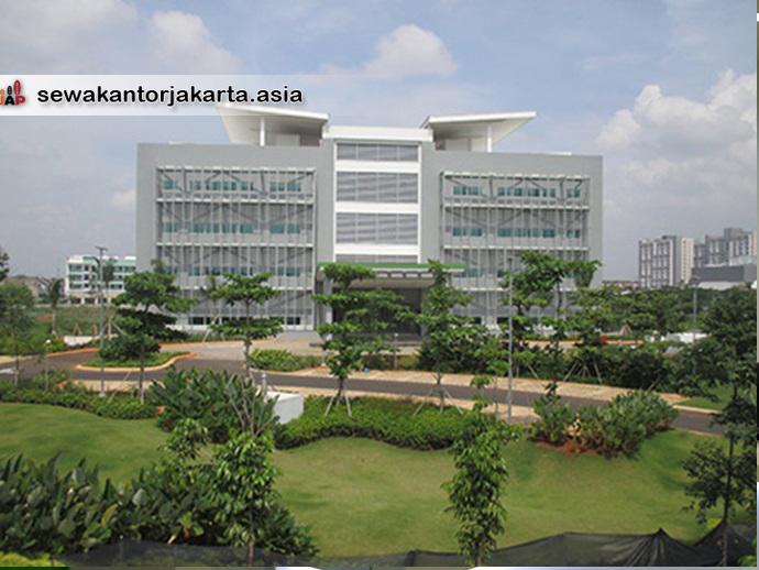 Scientia Business Park BSD