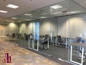 Sewa kantor kecil furniture di Menara Prima 1