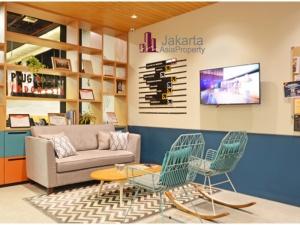 Sewa kantor kecil furniture di setiabudi one