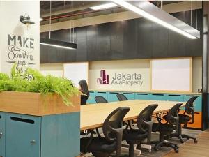 Sewa kantor kecil furniture di FX Sudirman