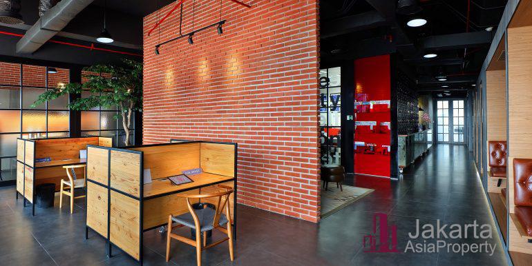 Sewa kantor kecil furniture di Talavera Office Park