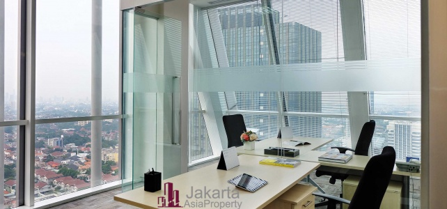 Sewa kantor di Kuningan Jakarta