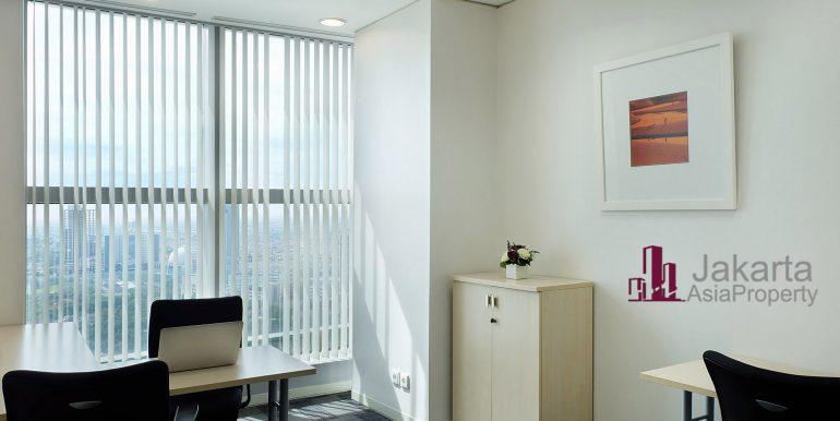 Sewa kantor di Menara Karya