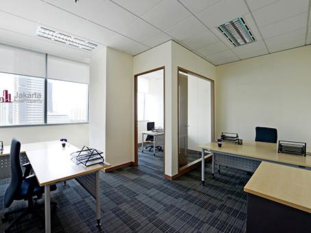 Sewa kantor di Menara Palma