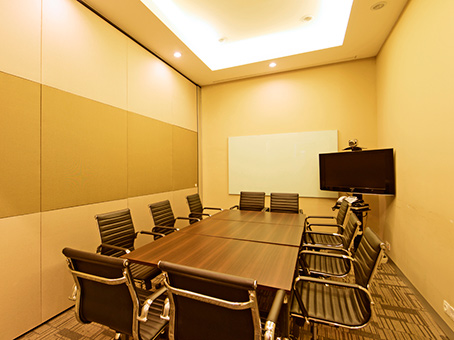 Equity Tower office room