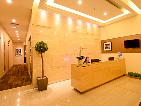 Equity Tower office