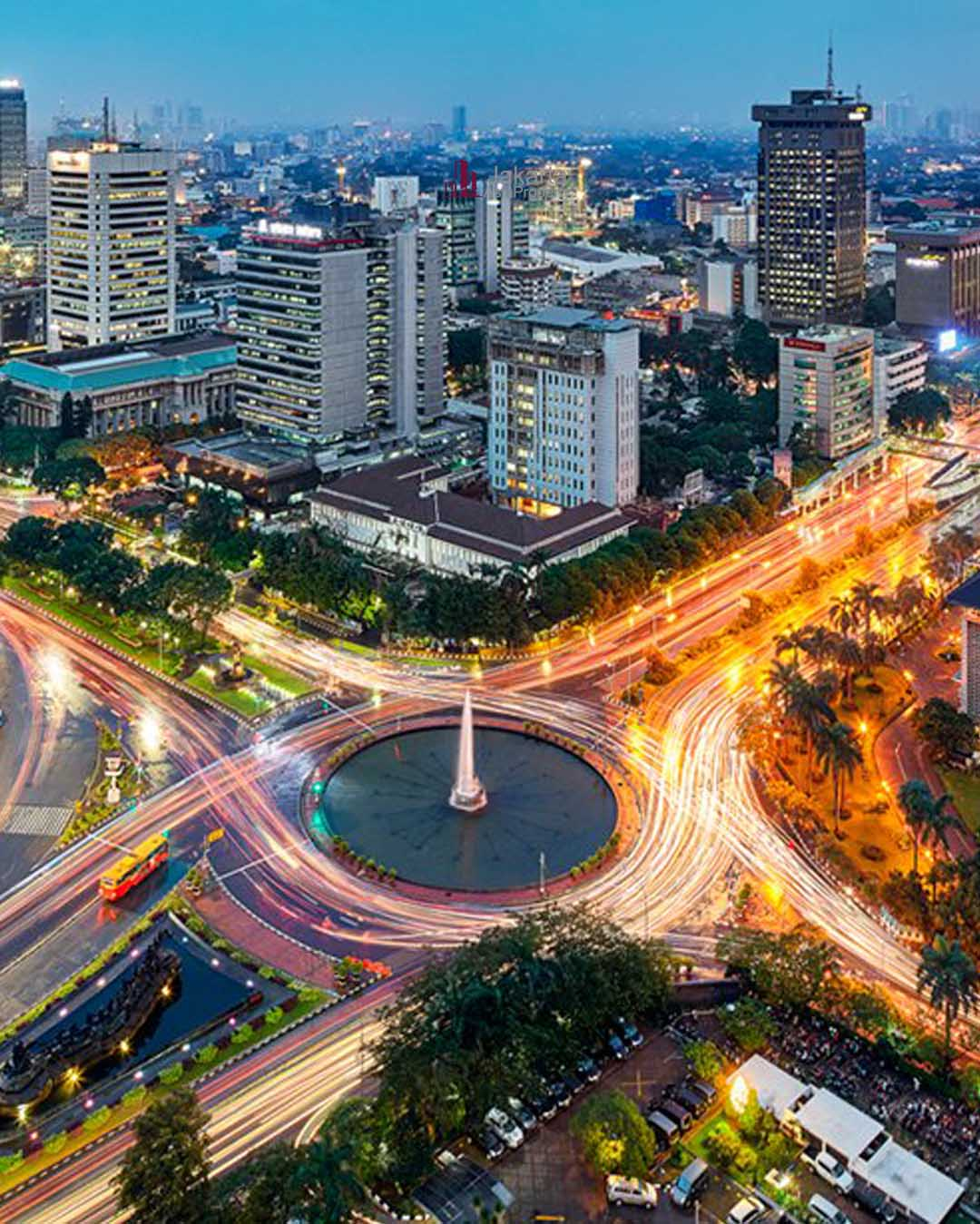 Jakarta Pusat Area
