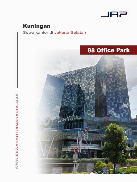 Kasablanka 88 Office