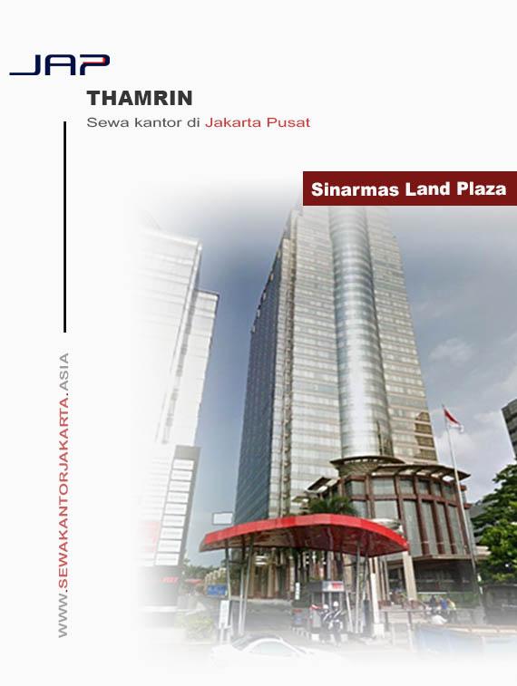 Sinarmas Land Plaza